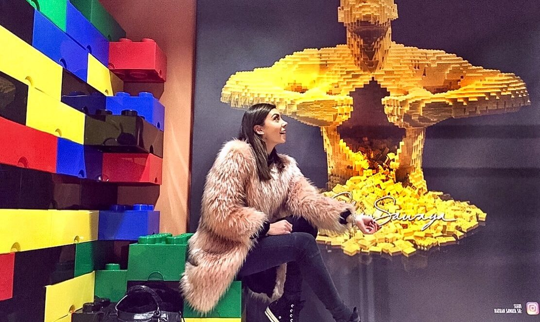 art of art of brick Alessandra Costa